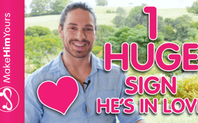 Signs He's Falling In Love With You (EVERY guy shows this 1 sign!)