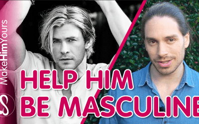 Help Your Partner Be Masculine