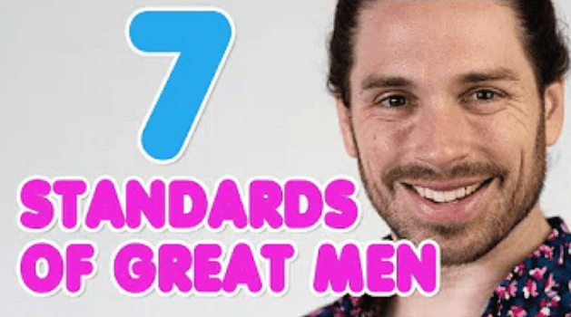 7 Standards To Look For In A Man
