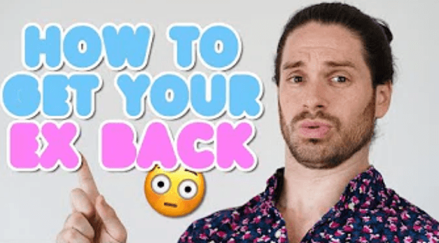 How To Get Your Ex Back Without Games