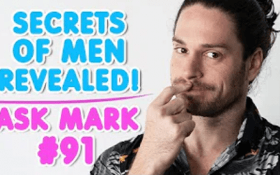 Why Do Men Hide Their Past!? – Dating Q&A | Ask Mark #91