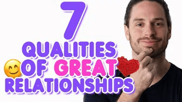 If Your Relationship Has These 7 Qualities, Never Let It Go! 7 Signs A Man Is Healthy For You