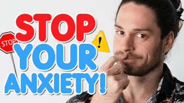 How To STOP Your Anxiety! 5 Simple Strategies To Take You From Anxious To Secure & Confident