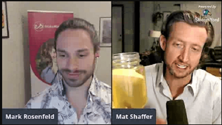 Valentines Date Night LIVE w/Mat Shaffer