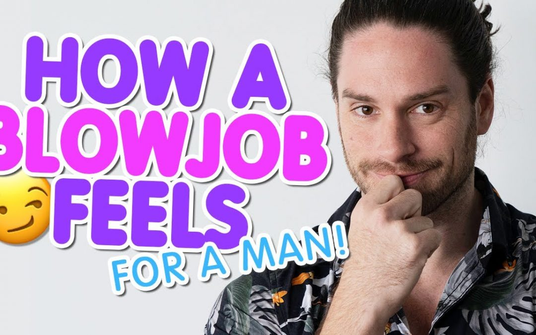 How A Blowjob Feels For A Man! 😲🍆 (Men's Surprising Anonymous Answers!)