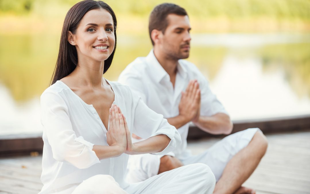 Buddhism And Dating?!? Turns Out, They're A Match Made In Heaven